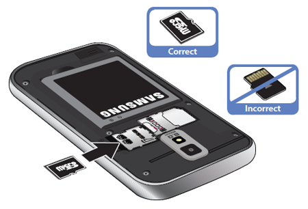 How Do You Transfer Pictures On To Sd Card For Samsung Galaxy 3
